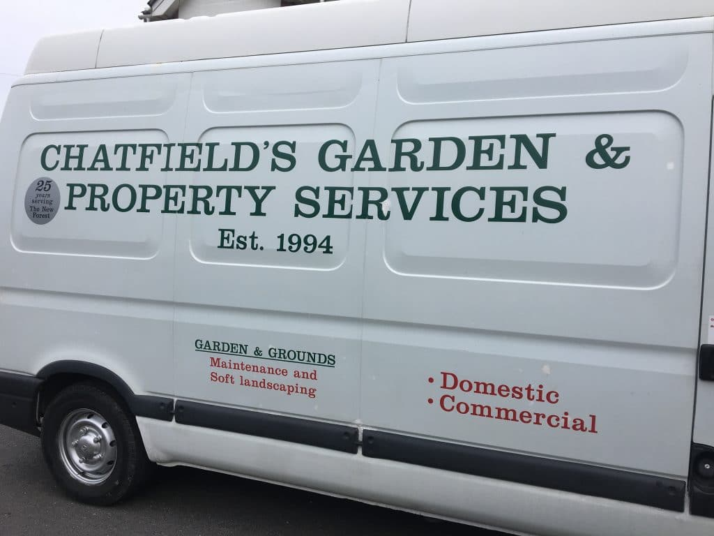 chatfields garden and property services